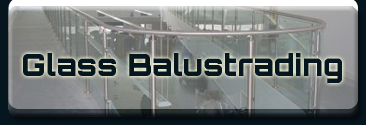 Glass Balus - Stainless Button